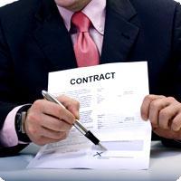 Contrat assurance résiliation